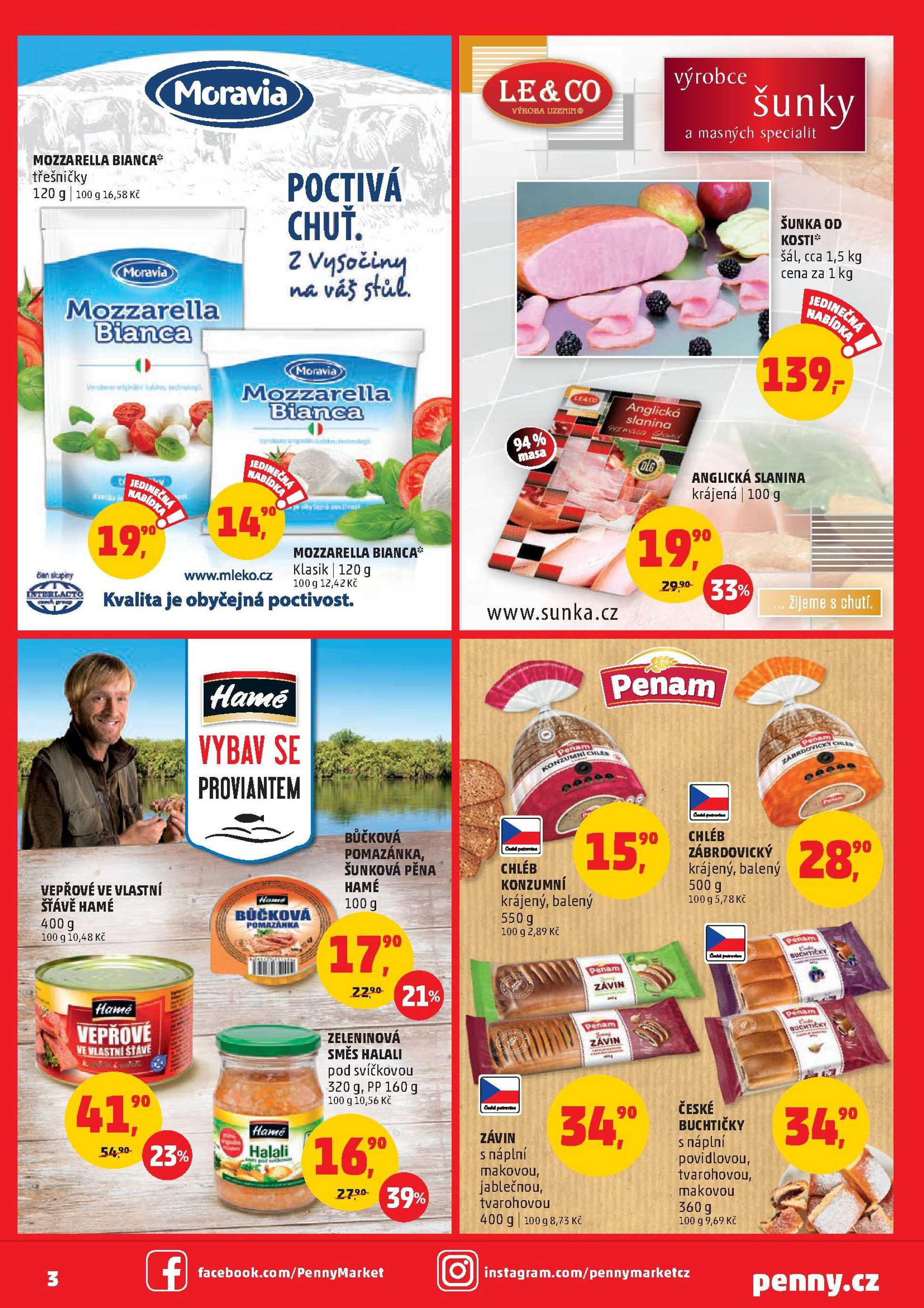 Penny Market - promo od 23.07.2020 do 05.08.2020 - stránka 3.