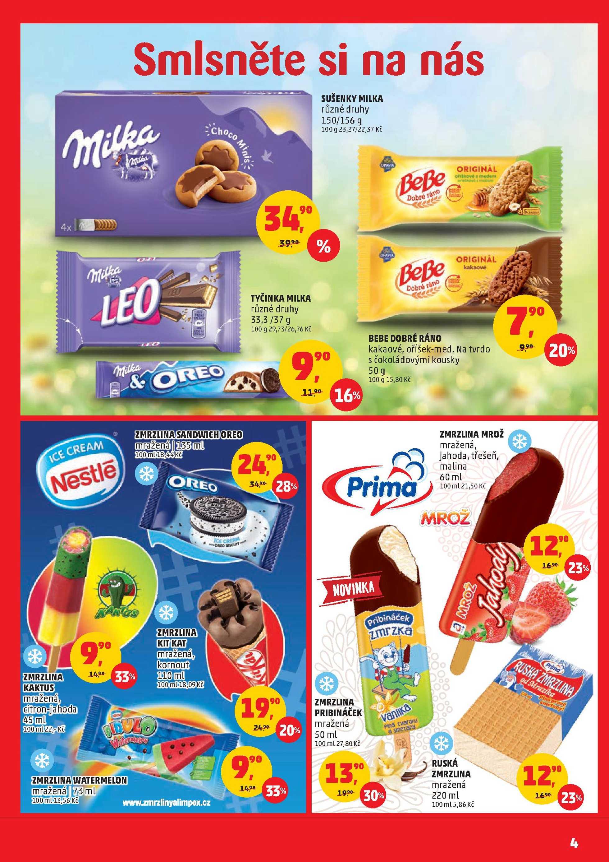 Penny Market - promo od 23.07.2020 do 05.08.2020 - stránka 4.