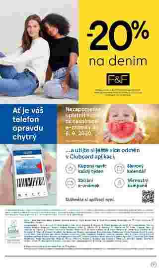 Tesco - promo od 02.09.2020 do 08.09.2020 - stránka 17.